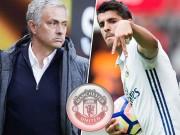 """Bóng đá - MU chuyển nhượng """"bom tấn"""": Đón Morata 72 giờ nữa, """"Bố già"""" Real gật đầu"""