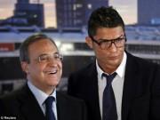 """Bóng đá - Ronaldo ảo tưởng sức mạnh: """"Ông trùm"""" Real ra tay dẹp loạn"""