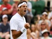 Thể thao - Wimbledon ngày 2: Del Potro, Kerber chật vật, Raonic khổ chiến