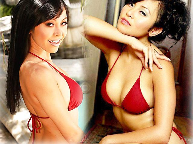 Người đẹp gốc Việt làm mẫu nude bàn tiệc sushi quá nóng bỏng