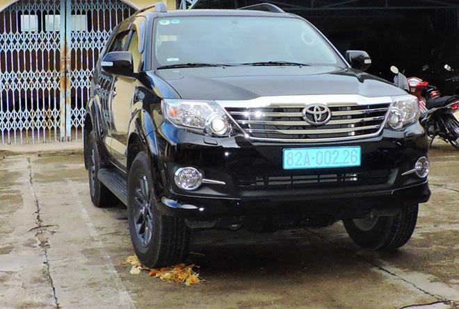 """Cho ôtô cán """"sâm Ngọc Linh"""" trị giá gần 300 triệu đồng - 2"""
