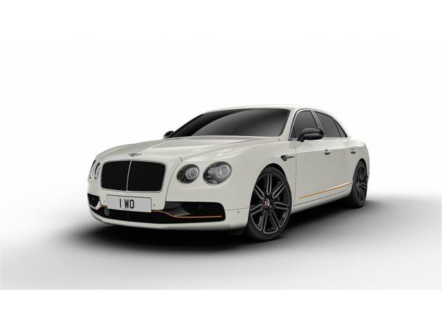 """""""Hàng độc"""" Bentley Flying Spur Design Series chỉ 100 chiếc"""