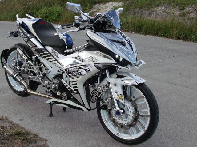 Yamaha Exciter 150 phong cách chiến binh đỉnh nhất thế giới