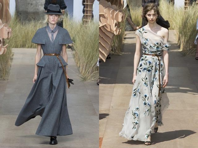 """Váy áo siêu đắt """"chưa xắt ra miếng"""" của Dior Haute Couture 2017"""