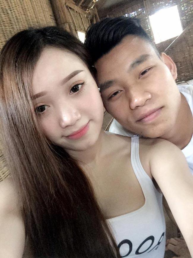 """Văn Thanh vượt Công Phượng: """"Doping"""" từ bạn gái hotgirl - 2"""