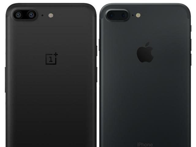 So sánh ảnh chụp từ camera kép của OnePlus 5 và iPhone 7 Plus