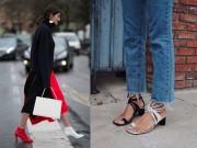 """Thời trang - Bây giờ người ta không gọi là """"đôi giày"""" nữa rồi..."""