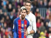 """Bóng đá - Quả bóng vàng 2017: Messi lật đổ Ronaldo bằng """"vũ khí"""" Siêu kinh điển"""
