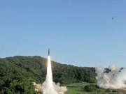 """Thế giới - Mỹ-Hàn lập tức bắn tên lửa """"dằn mặt"""" Triều Tiên"""