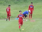 Bóng đá - Công Phượng tập lăn xả, quyết giữ vị trí số 1 ở U23 Việt Nam