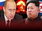 Thế giới - Ông Putin và ông Tập bắt tay giải quyết vấn đề Triều Tiên