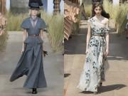 """Váy áo siêu đắt  """" chưa xắt ra miếng """"  của Dior Haute Couture 2017"""