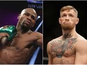 Boxing tỷ đô: Mayweather nhanh như sóc, McGregor chậm như rùa