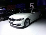 Tư vấn - BMW 5-Series 2017 nâng giá khởi điểm lên 1,74 tỷ đồng