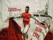 Bóng đá - Arsenal đã mua Lacazette 52 triệu bảng, Sanchez nổi loạn