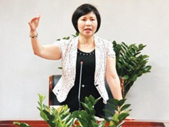 Tài sản Thứ trưởng Hồ Thị Kim Thoa bay gần 24 tỷ đồng