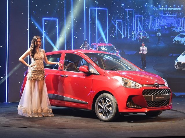 Hyundai Grand i10 lắp ráp có giá từ 340 triệu đồng tại Việt Nam - 1