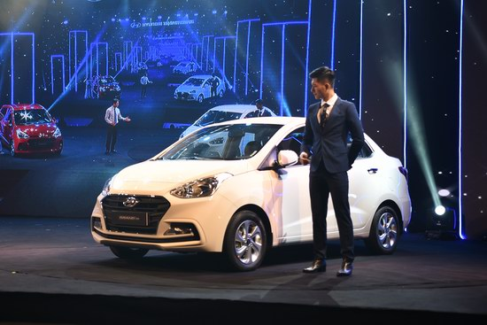 Hyundai Grand i10 lắp ráp có giá từ 340 triệu đồng tại Việt Nam - 2
