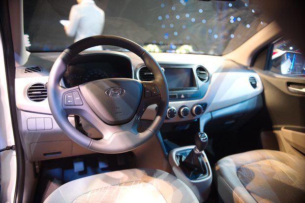Hyundai Grand i10 lắp ráp có giá từ 340 triệu đồng tại Việt Nam - 3