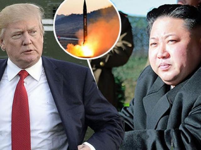 """Triều Tiên đang đẩy ông Trump vào thế bí """"đủ đường"""""""
