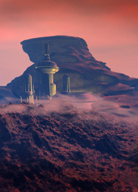 Con người có thể lên sao Hỏa sống ngay trong 10 năm tới? - 2