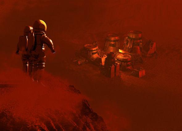 Con người có thể lên sao Hỏa sống ngay trong 10 năm tới? - 3
