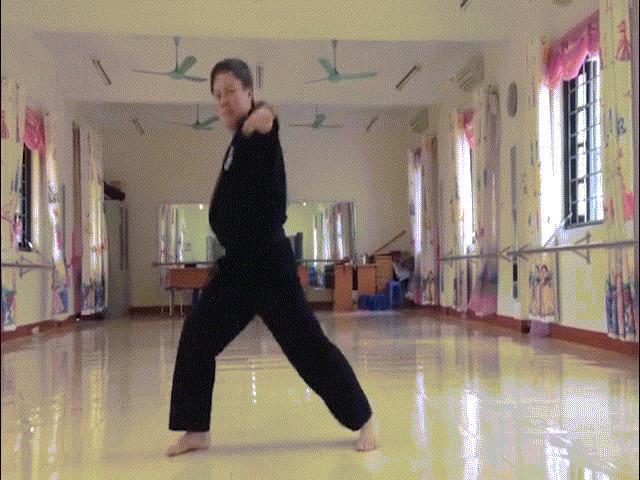Nhà vô địch karatedo thế giới mơ làm diễn viên 2