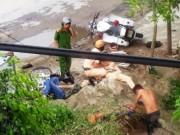 Tin tức trong ngày - Trung tá CSGT Phú Thọ bị xe đâm đã tử vong
