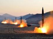 """Thế giới - Tên lửa Triều Tiên mới bắn là loại """"chưa từng thấy"""""""