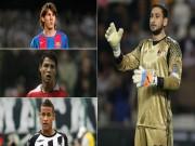"""Bóng đá - """"Tiểu Buffon"""" lương 150 tỷ đồng: Ăn đứt Ronaldo, Messi tuổi 18"""