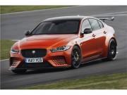 """Tin tức ô tô - Jaguar XE SV Project 8: """"Siêu báo"""" mạnh 600 mã lực"""