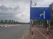 Đất ngoại thành Hà Nội sốt tại mồm  ' cò '