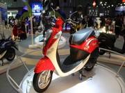 Thế giới xe - Soi xe ga SYM Elite 50cc giá 21,49 triệu đồng tại Việt Nam