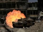 300 khủng bố IS chia nhau giữ 500m2 đất ở thành trì Mosul