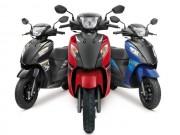 Thế giới xe - Suzuki Let tông màu mới giá chỉ 16,9 triệu đồng