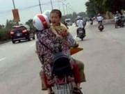 """Sự thật tấm hình  """" bé trai bị bắt cóc ở Hà Nội """""""