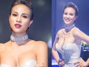 Thót tim vì váy áo táo bạo của cựu mẫu Phương Mai