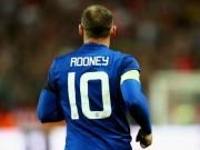 Bóng đá - Chuyển nhượng MU 6/7: Lộ số áo của Rooney ở Everton