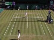 """Thể thao - Hot Shot Wimbledon: """"Người bay"""" trêu đùa, Murray """"dằn mặt"""" ngay"""