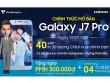 Cùng sao ngao du thế giới với Samsung Galaxy J7 Pro tại Viễn Thông A