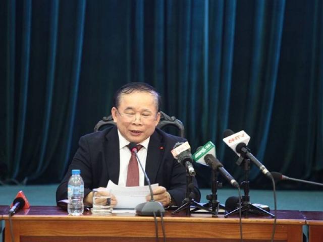 Thứ trưởng Bộ GD-ĐT gợi ý cách nhìn phổ điểm để điều chỉnh nguyện vọng