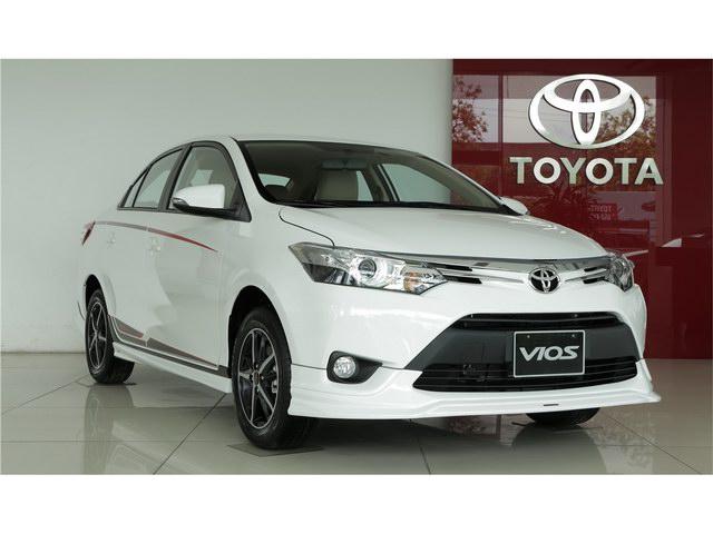 """Toyota Vios TRD - bản cao cấp nhất của """"vua"""" doanh số có gì?"""
