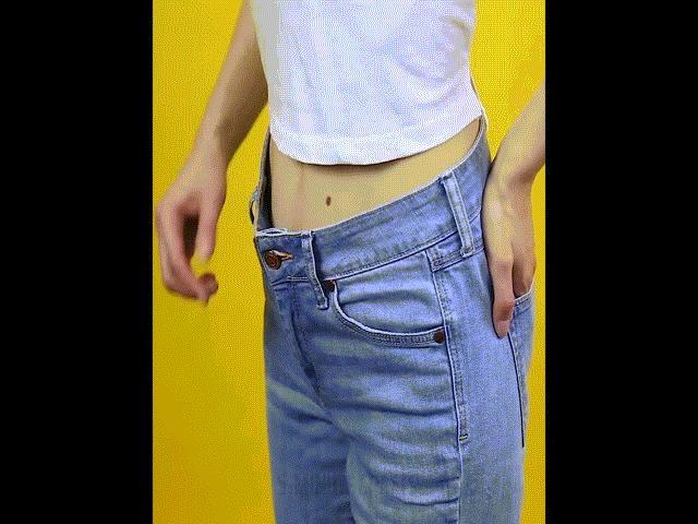 Mẹo thông minh khi dùng quần jean bạn đừng bỏ qua