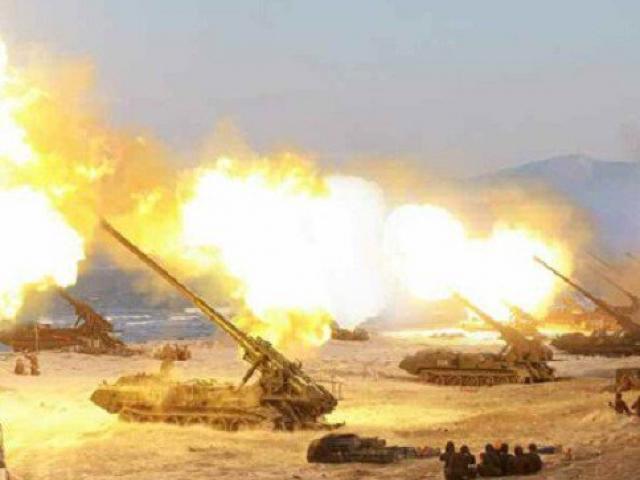 Nếu Mỹ phủ đầu Triều Tiên, HQ sẽ lãnh hậu quả khủng khiếp