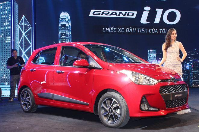 Lần đầu tiên Hyundai Thành Công tiết lộ doanh số Grand i10 - 1