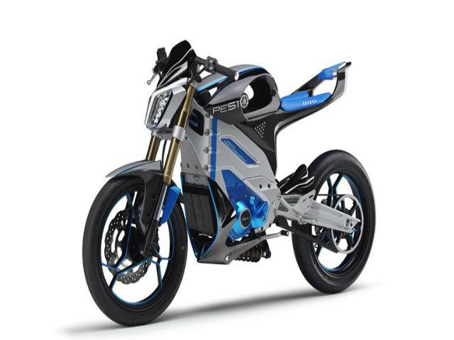 Yamaha sắp tung ra bộ đôi xe điện mới