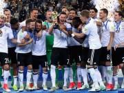 """BXH FIFA tháng 7:  """" Xe tăng """"  Đức vượt Brazil, làm  """" vua """"  thế giới"""