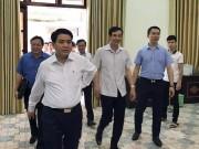 Chủ tịch Chung về Đồng Tâm công bố dự thảo kết luận thanh tra