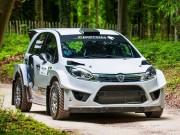Tin tức ô tô - Xe đua Đông Nam Á Proton Iriz R5 góp mặt ở lễ hội siêu xe