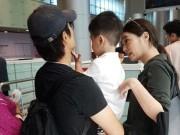 Tình cũ Song Hye Kyo đưa con trai tới Đà Nẵng du lịch